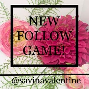 FOLLOW GAME⚜️PLEASE TAG & SHARE ❤️ 77K! Thank You!